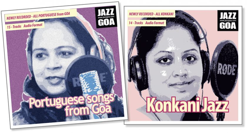 Jazz Goa's Portuguese songs and Konkani Jazz