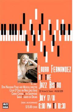 Jazz Bistro Poster